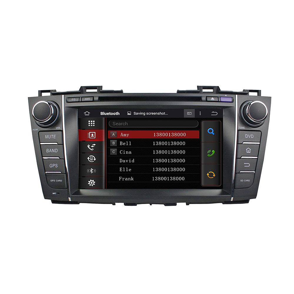 Mazda 5 2009-2012 car dvd player