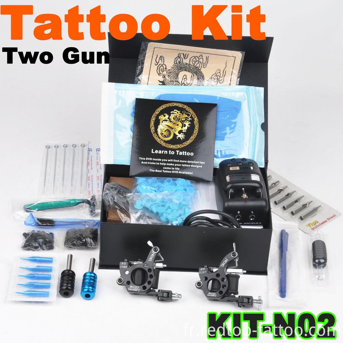 new tattoo machine kit