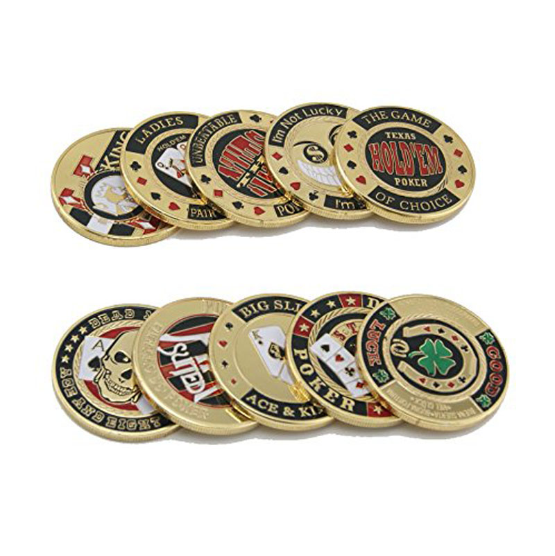 Guard Protector Poker Coins