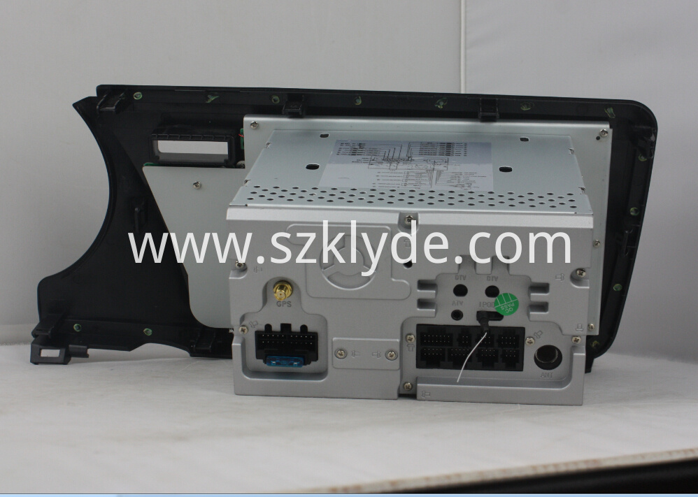 Honda City 10.1 Inch Car Dvd Player