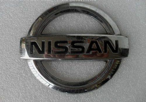 Car Metal Plate