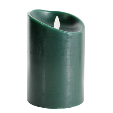 scented moving wick led candle