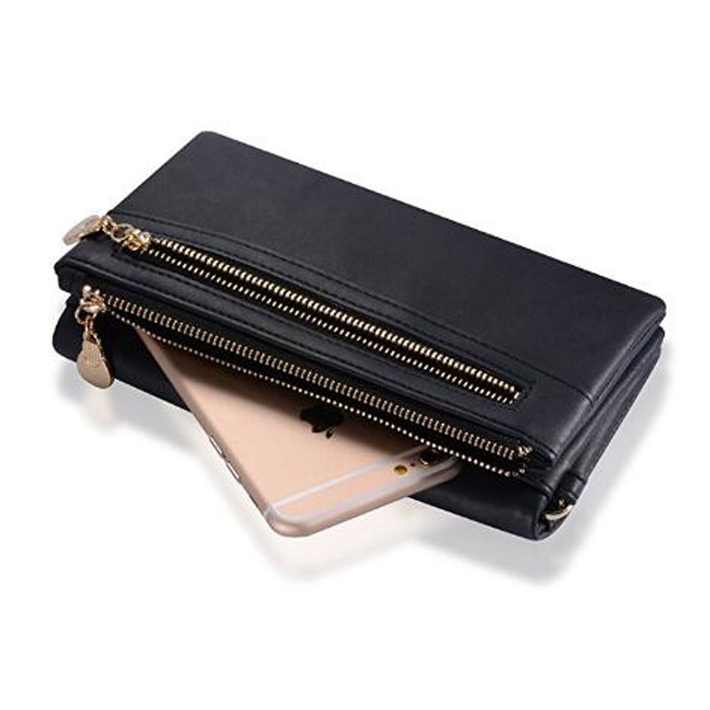 Wallets With Wrist Strap