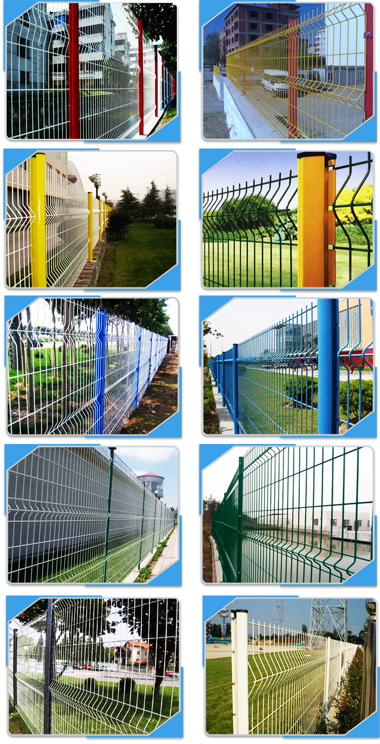 3d Fence Panel with Low Price