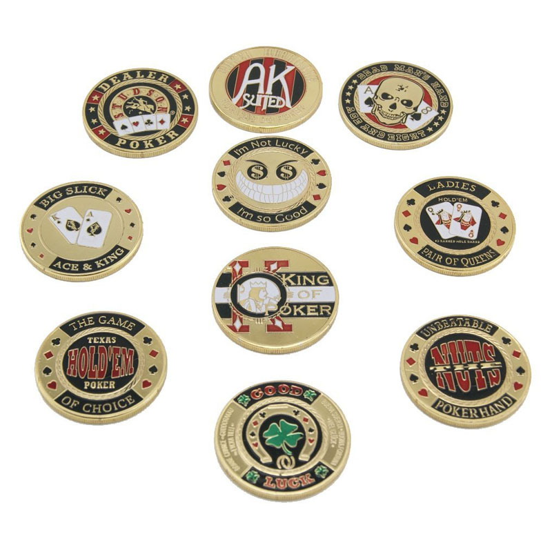 Guard Protector Poker Chip Coins