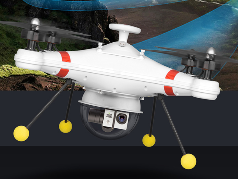 Fishing Drone With Bait Dropper