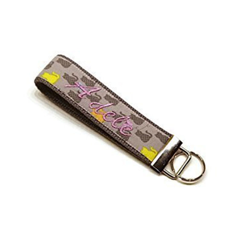 Embroidery Key Fobs