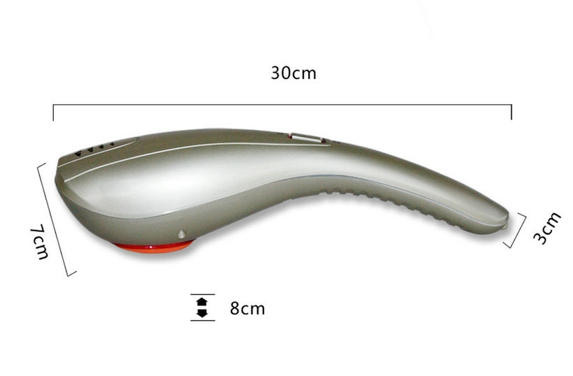 Rechargeable Handheld Massager Vibrator