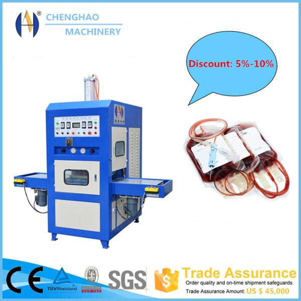 medical bag welding machine