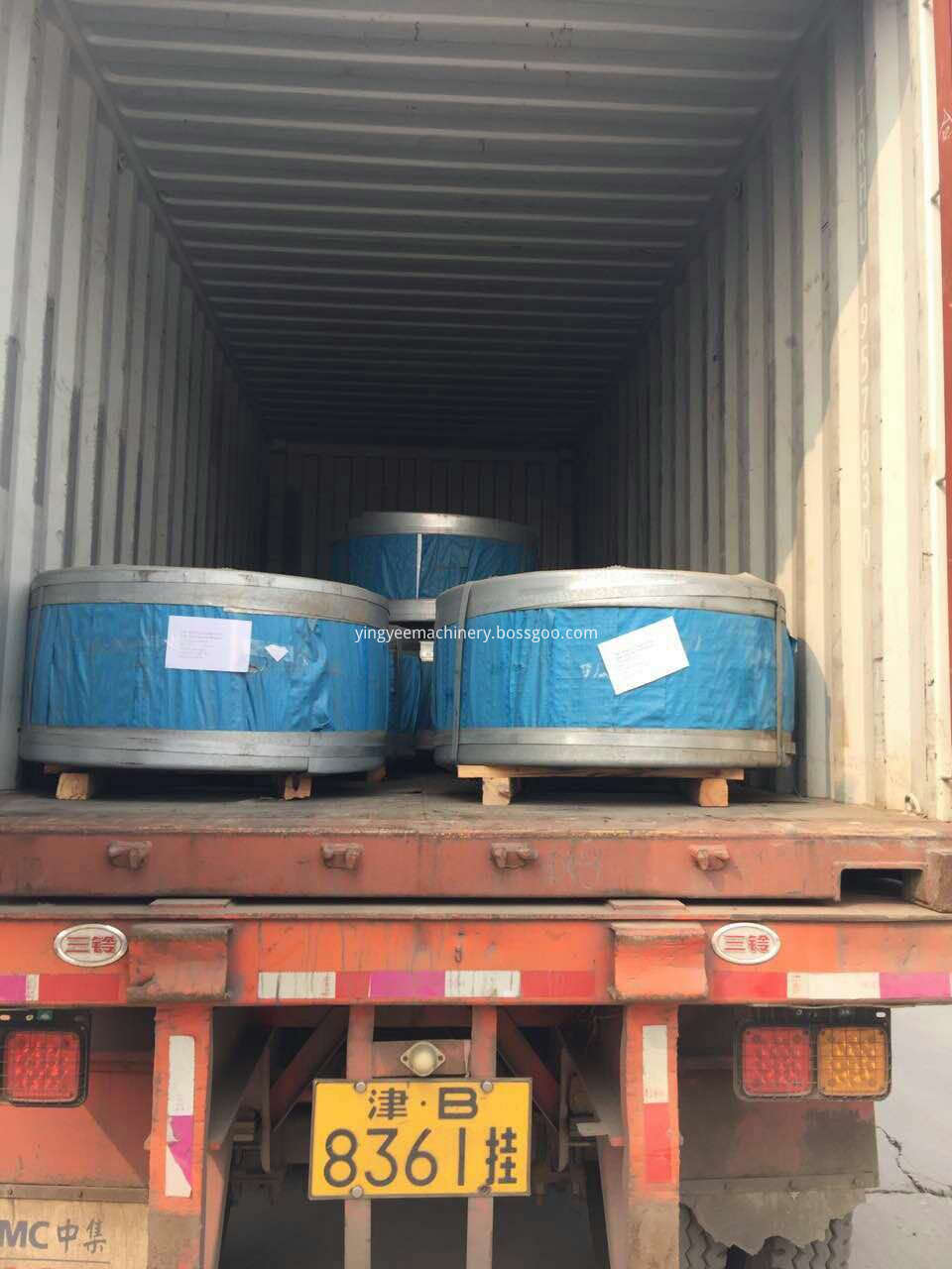 Steel material galvanized coil (9)