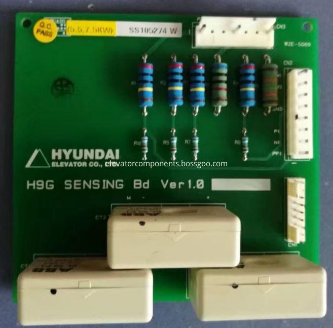 Mutual Inductor PCB H9G SENSING Bd for Hyundai Elevator Inverter