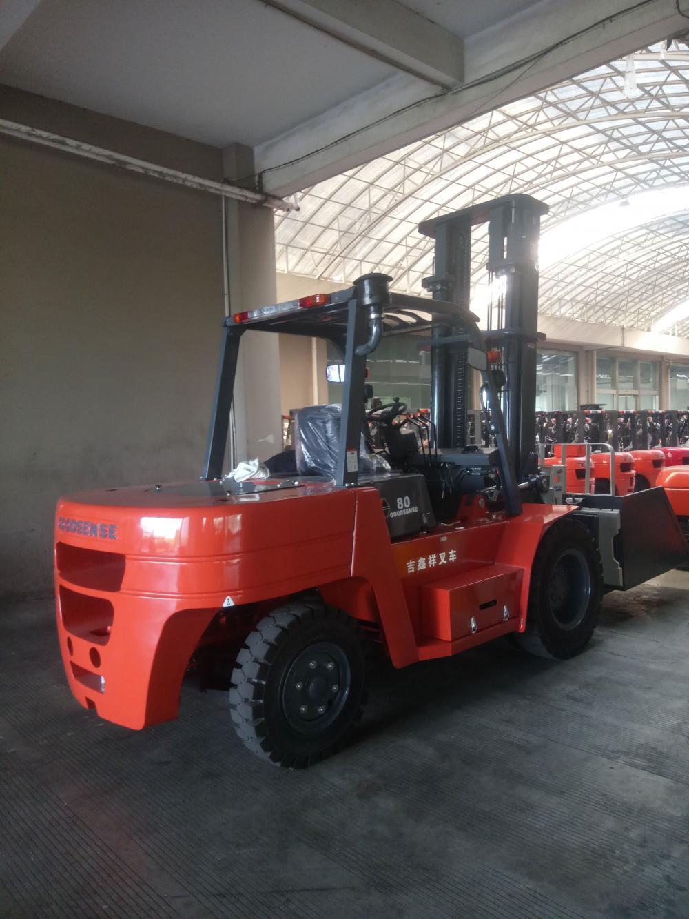 10.0 Ton Stone Forklift