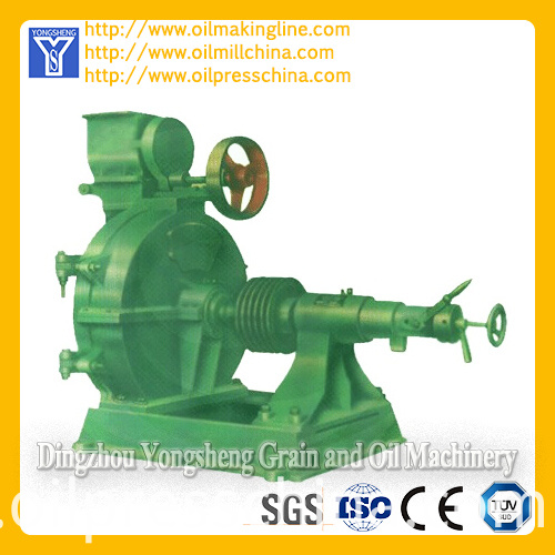 Vegetable Oil Machinery