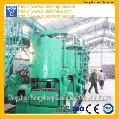 Animal Oil Pressing Plant
