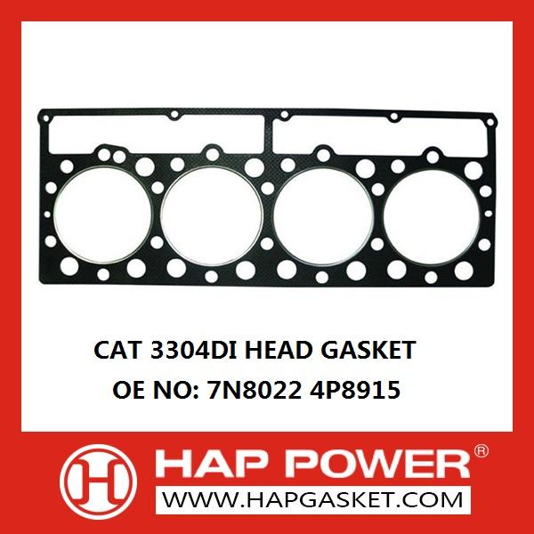 HAP-CAT-001N CAT 3304DI HEAD GASKET 7N8022