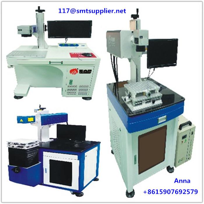 CO2,Fiber,UV laser marking machine