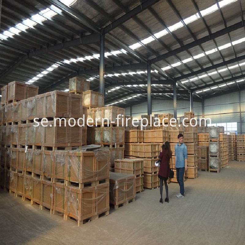 Wood Fire Stoves Packaging