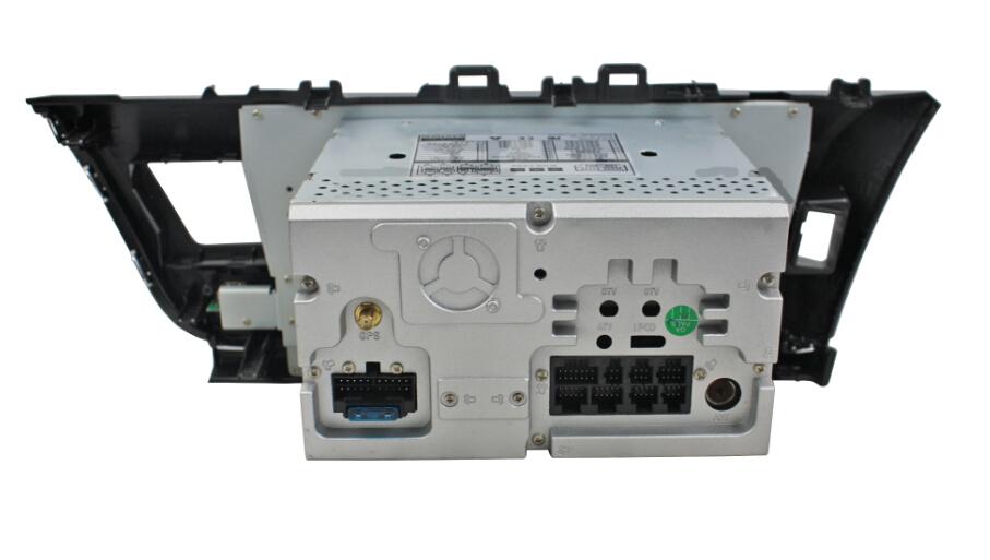Corolla 2014-2015 GPS Car Player