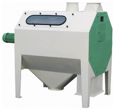 Cylindrical preliminary cleaning sieve