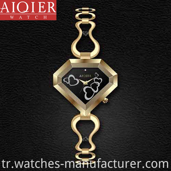 Female Classic Wrist Watches