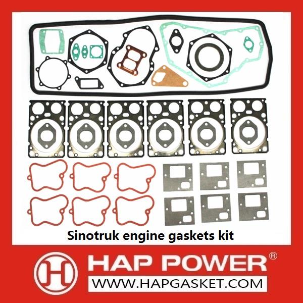 HAP-HD-018 Sinotruk engine gaskets kit