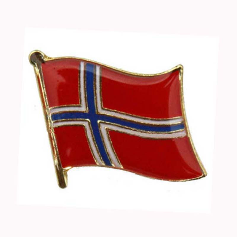 Norway World National Flag