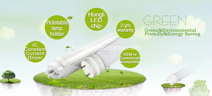 1200mm 18W T8 LED Tube Light
