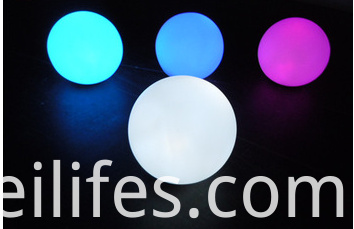 flashing waterproof Led light ball