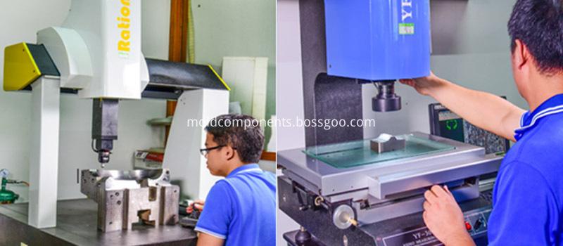 Custom CNC Parts Inspection