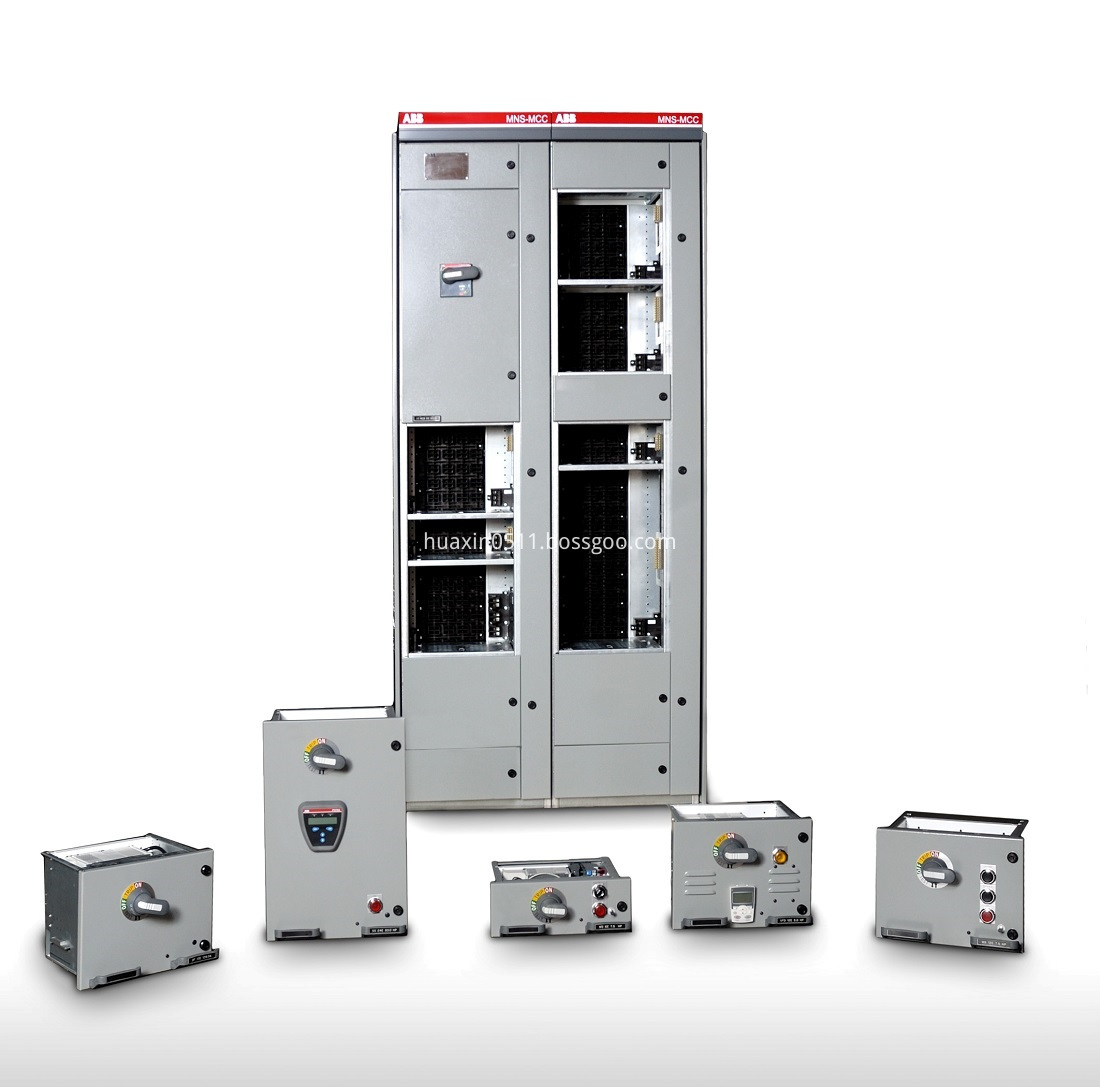 LV MNS switchgear