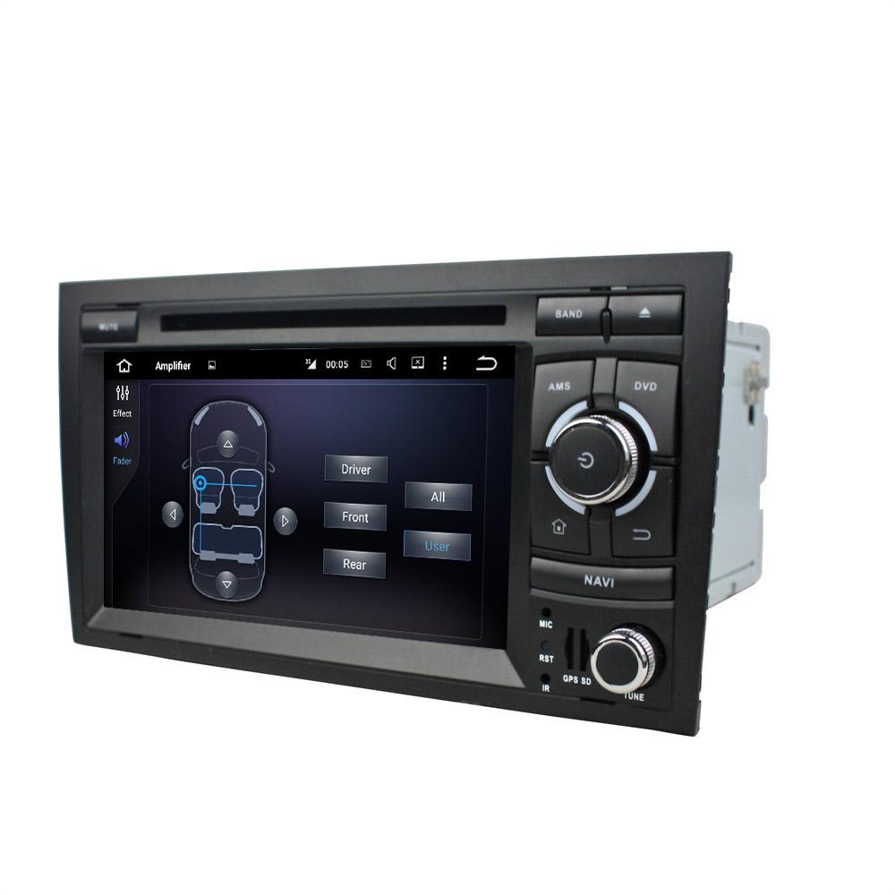Audi A4 2002-2008 car dvd player