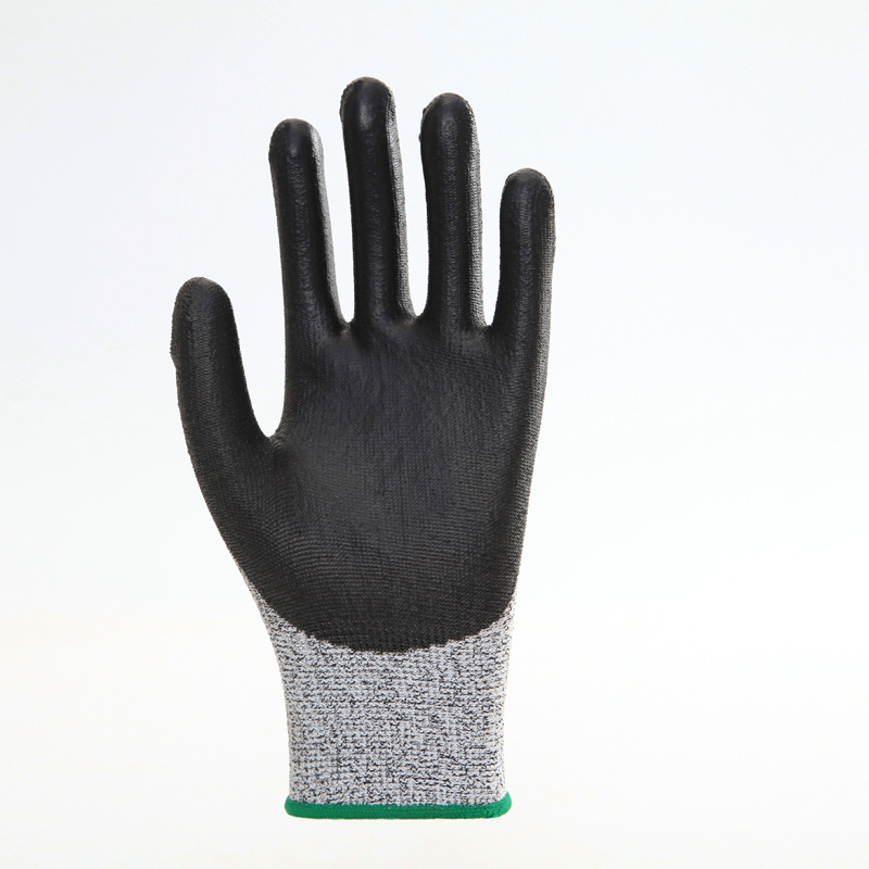 Cut Resistant Coated Work Gloves