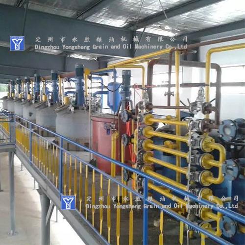 5-10T Oil Refine Project