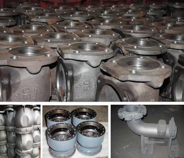Iron Castings Parts