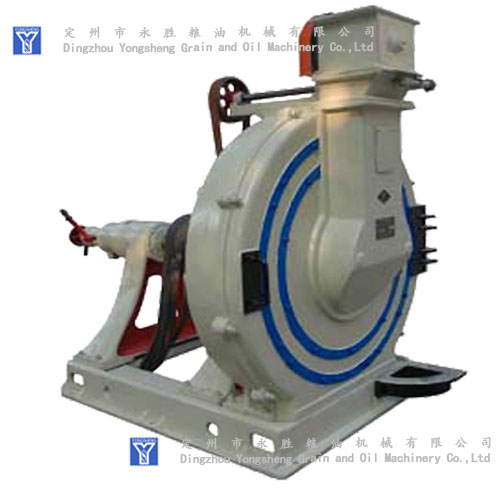 Dehulling Machine