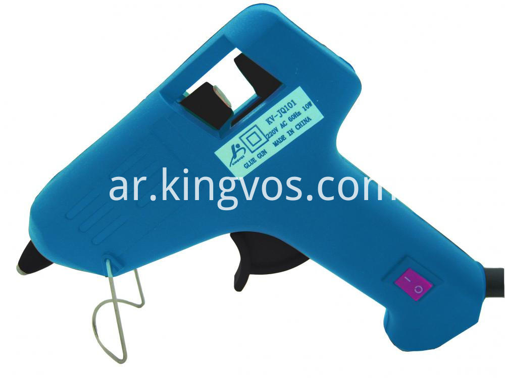 10W Pneumatic Glue Gun with 100% Inspection