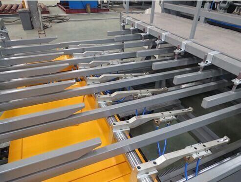 Industrial Metal Mesh Fence Welding Machine