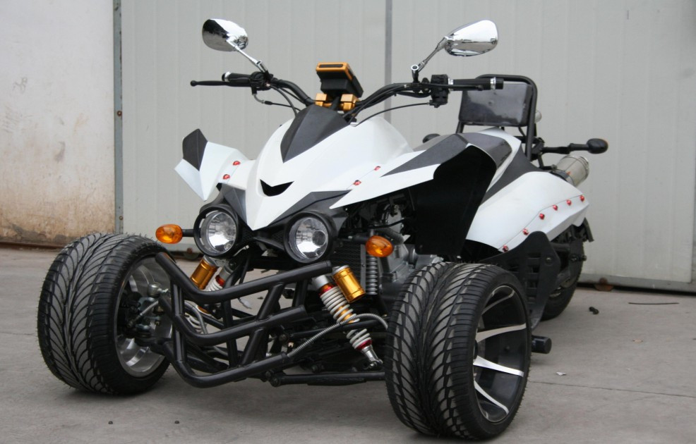 250 Cc Racing Atv