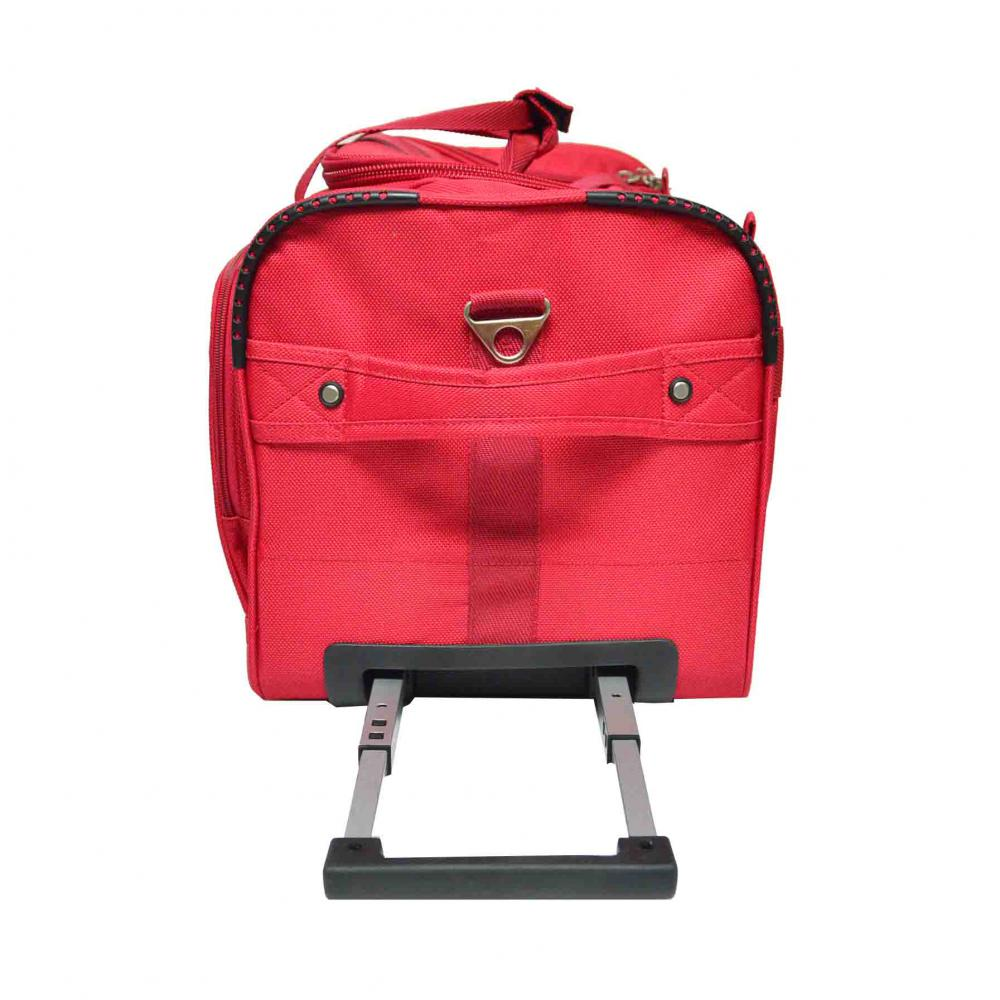 Rolling Travel Tote Bag