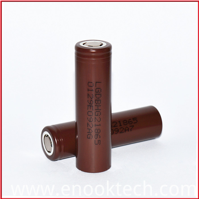 Competitive Price LG HG2 3000mAh 20A Battery
