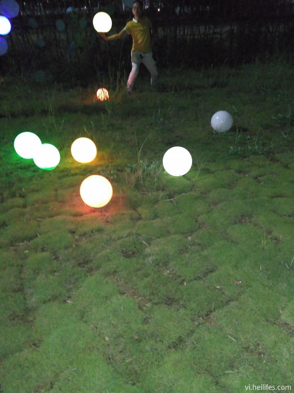 LED Lawn Ball Lamp