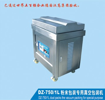 Flour Series Dedicated Vacuum Packing Machines
