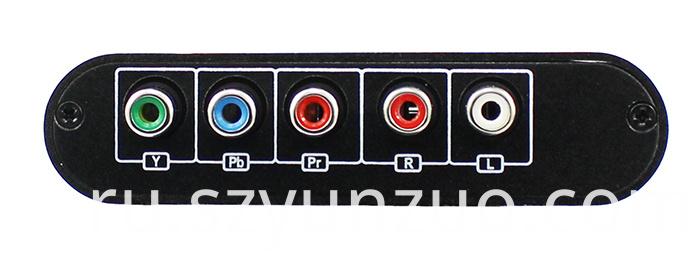 YPbPr converter HDMI