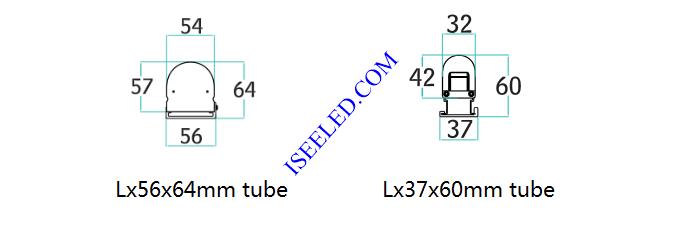 RGB Media Pixel Tube
