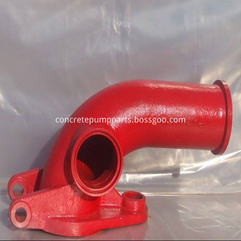 Concrete Pump No.1 Elbow