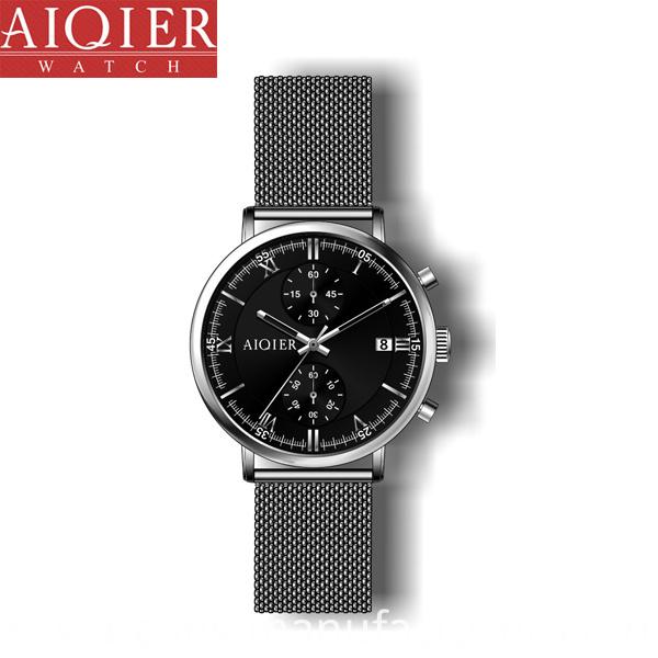 Casual Classic Waterproof Watch