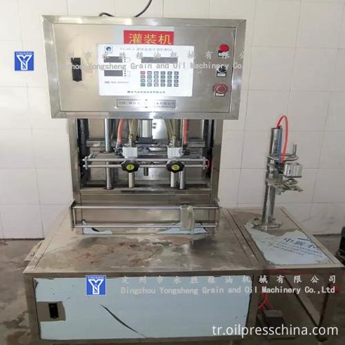 peanut oil Filling Machine