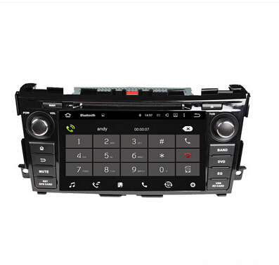Android Car DVD For Nissan Tenna 2013-2014 1