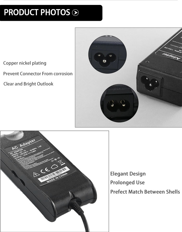 Ac Power Charger for dell