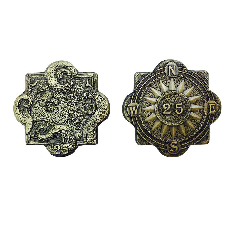 Pirate Variety Adventure Coins